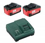 Набор METABO Basic Set 4.0 x2 (685050000)